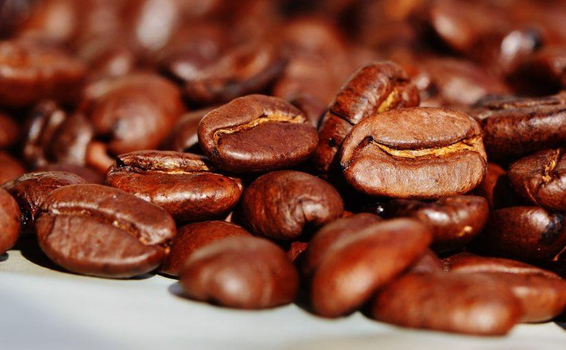 kawa arabica w ziarnach